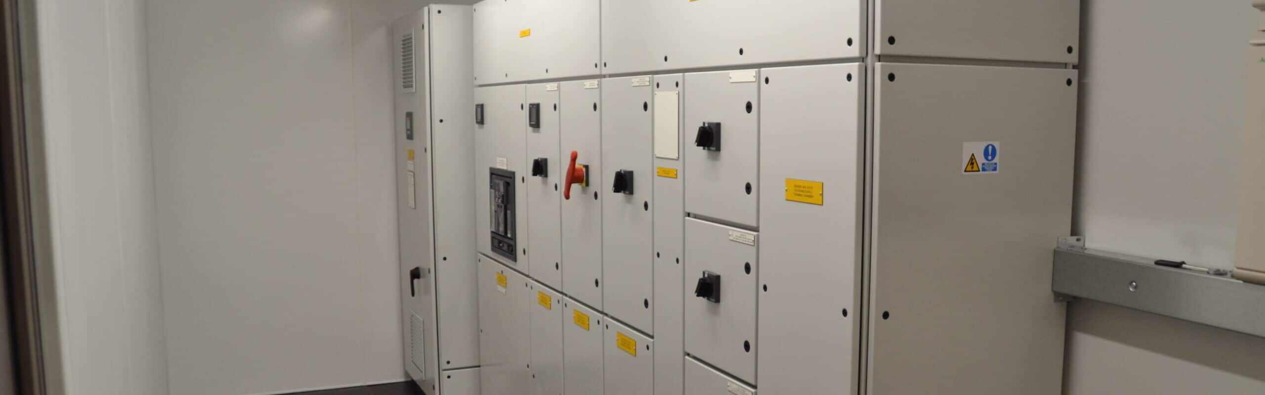 PCS secures switch room contract with Tarmac